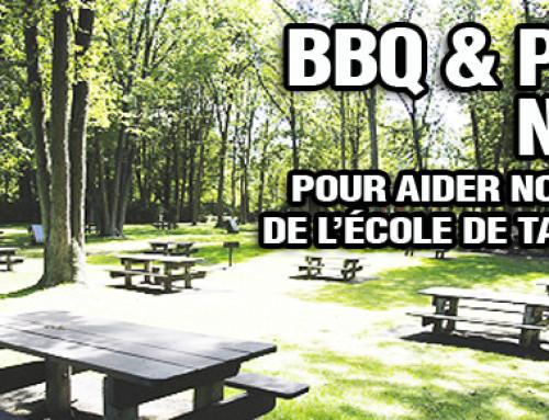 BBQ & pique-nique au parc du Lac Lemy